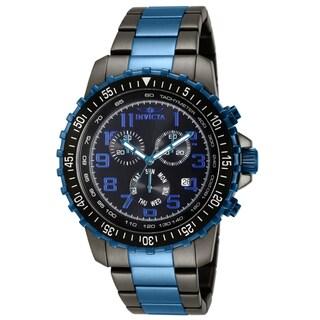 Invicta Men's Stainless Steel 'Specialty' Quartz Watch