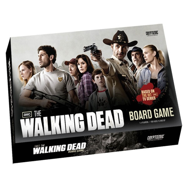 Cryptozoic Entertainment The Walking Dead Game