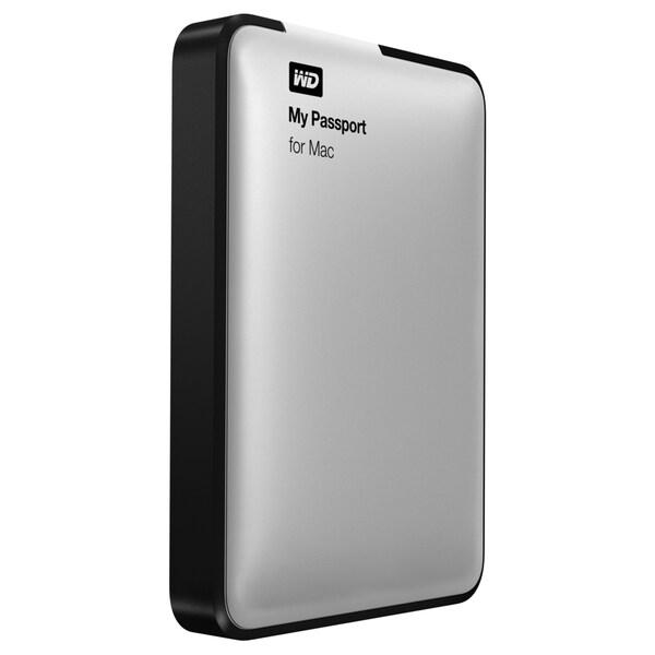 WD My Passport for Mac 2TB GB USB 3.0 External Portable Hard Drive St
