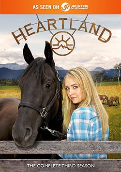 Heartland: The Complete Third Season (DVD)
