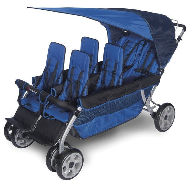 Foundations Passenger Stroller Shipping Today