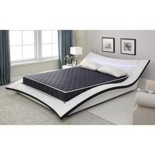 6-inch Foam Mattress Covered in a Waterproof Fabric