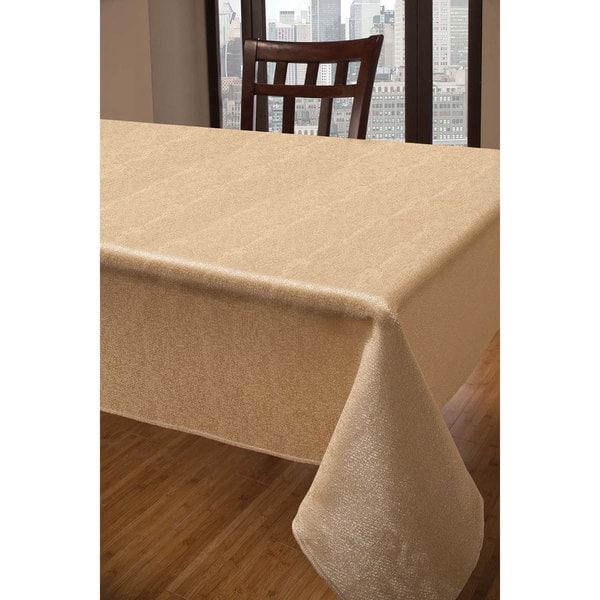 Sandstone Gold Tablecloth
