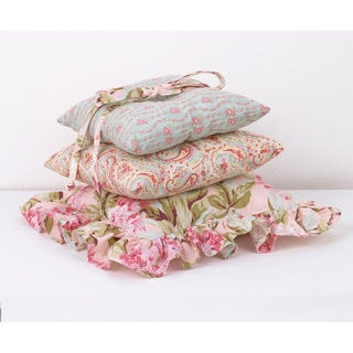 Cotton Tale Tea Party Pillow Pack (Set of 3)