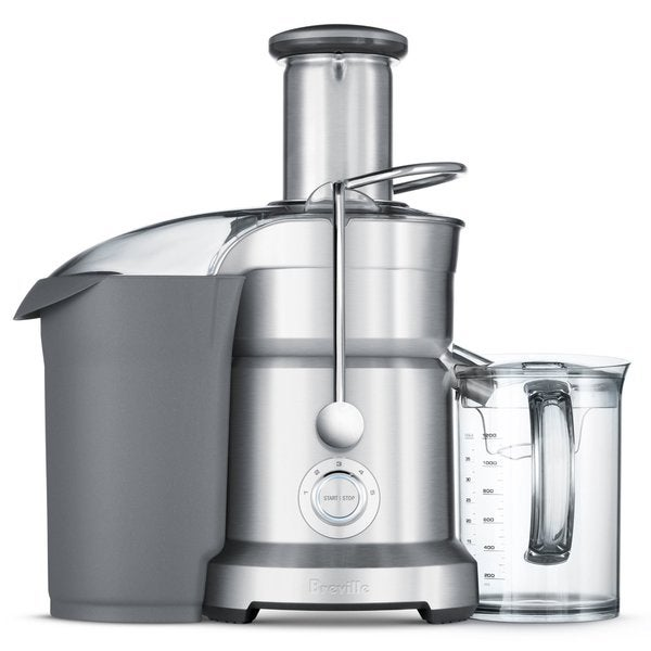 Shop Breville Bje820xl Juice Fountain Duo Juicer Free Shipping