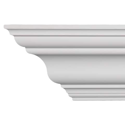 Heritage 6.75-inch Crown Molding (8 pieces)