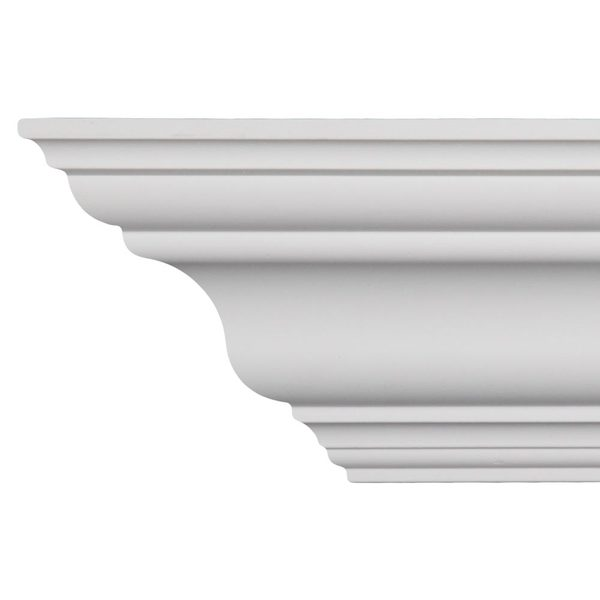 Heritage crown molding 8 pack free shipping for 9 inch crown molding