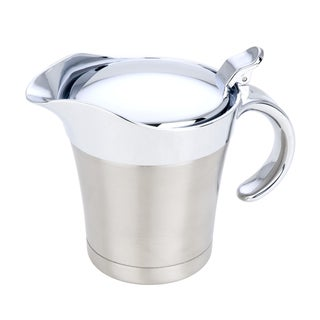 Miu France Stainless Steel Double Insulated Gravy Boat