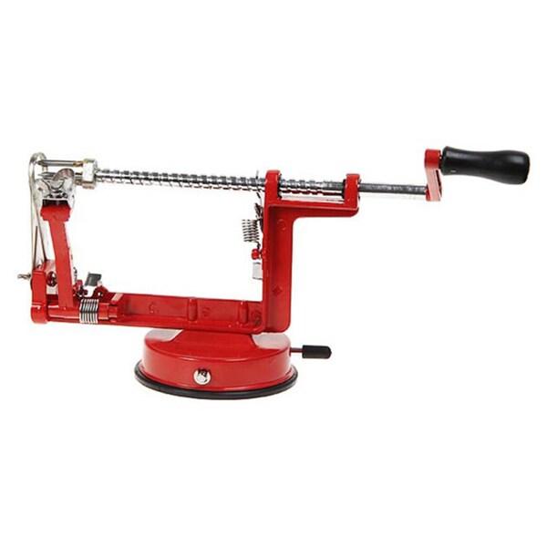 Stainless Steel Red Fruit Peeler