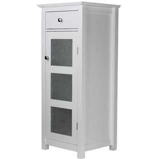 Elegant Home Fashions Highland Single Drawer Floor Cabinet