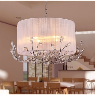 Link to Robin Crystal Chandelier Similar Items in Pendant Lights