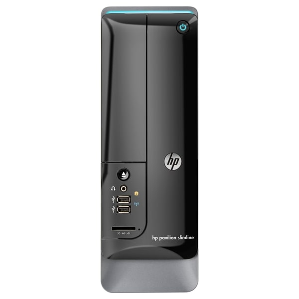 HP Pavilion Slimline s5-1500 s5-1540 Desktop Computer - Intel Celeron