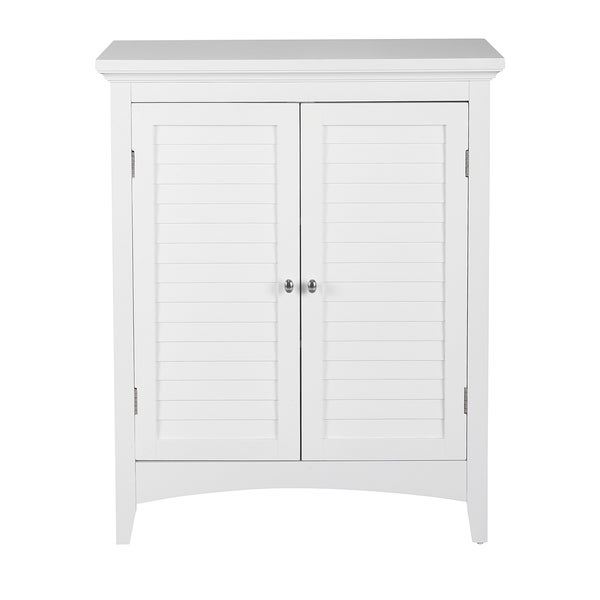 Bayfield White Doubledoor Floor Cabinet by Essential Home