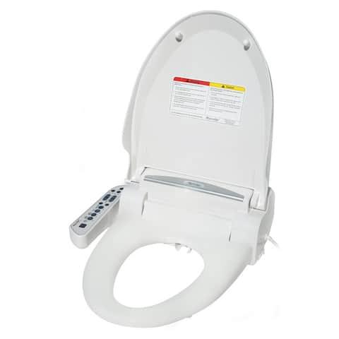 Magic Clean Bidet with Dryer (Round)