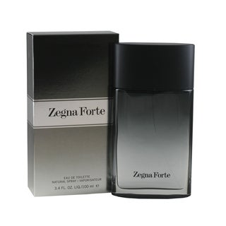 Zegna Forte Men's 3.4-ounce Eau de Toilette Spray