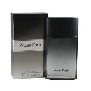 Ermenegildo Zegna Forte Men's 3.4-ounce Eau de Toilette Spray