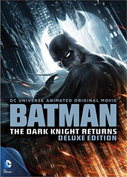 Batman: Dark Knight Returns Deluxe Edition (DVD)