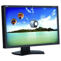 "NEC Display PA242W-BK-SV 24.1"" LED LCD Monitor - 16:10 - 8 ms"