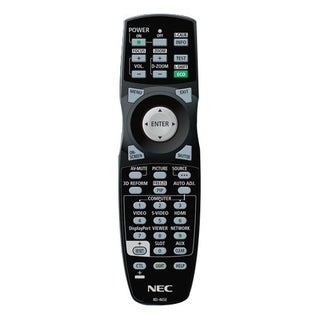 NEC Display Device Remote Control