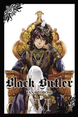 Black Butler 16 (Paperback)