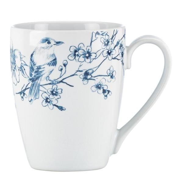 Kathy Ireland Home 'Nature's Song' Mug by Gorham