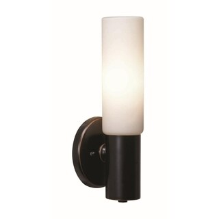 Access Cobalt 1-light Oil-Rubbed Bronze Wall Fixture