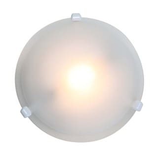 Access Nimbus 1-light White 12-inch Flush-Mount