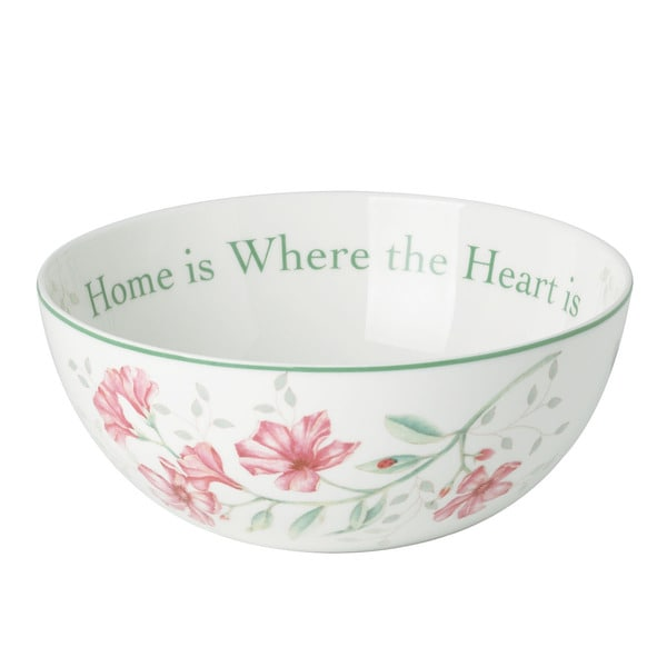 Shop Lenox Butterfly Meadow Home Is Where The Heart Is