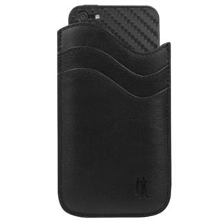 BodyGuardz Carbon Black Pocket Case for iPhone 5