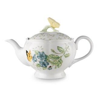 Lenox Butterfly Meadow Teapot