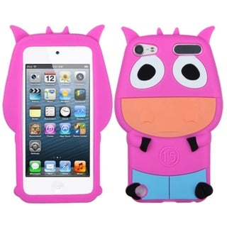 Link to Insten Hot Pink/ Light Blue 3D Cow Silicone Skin Gel Rubber Case Cover For Apple iPod Touch 5th/ 6th Gen Similar Items in MP3 & iPod Accessories