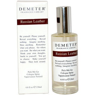 Demeter Russian Leather 4-ounce Cologne Spray