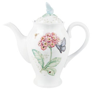 Lenox Butterfly Meadow Coffeepot