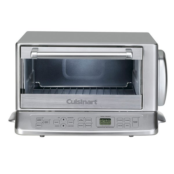 Cuisinart TOB-195 Stainless Steel Convection Toaster Oven