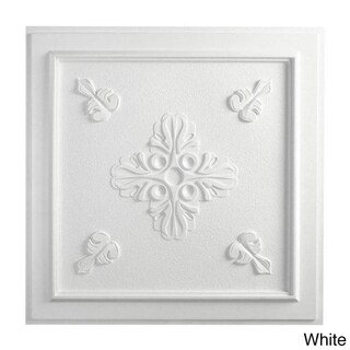 Veranda Ceiling Tile (Pack of 10) (3 options available)