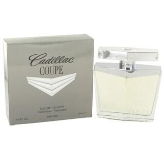 Cadillac Coupe Men's 3.4-ounce Eau de Toilette Spray