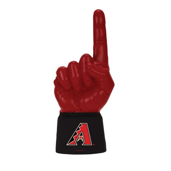 MLB Licensed Logo Jersey Sleeve/ 1 Ultimate Hand Foam Finger
