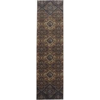 American Rug Craftsmen Dryden Chapel Tundra Rug (2'1 x 7'10)