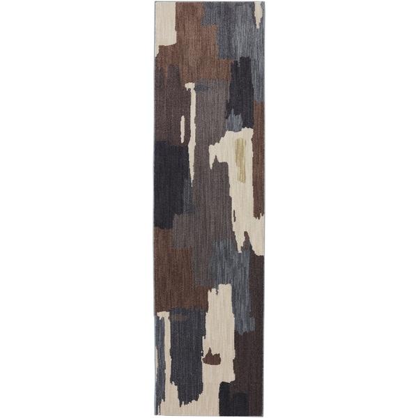 """Mohawk Dryden Oak Park Flint Rug (2'1 x 7'10) - 2'1"""" x 7'10"""""""