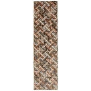 American Rug Craftsmen Dryden Urban Planner Muslin Rug (2'1 x 7'10)