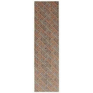 Mohawk Dryden Urban Planner Muslin Rug (2'1 x 7'10)