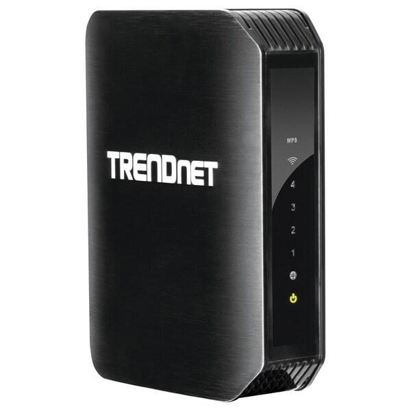 TRENDnet TEW-751DR IEEE 802.11n  Wireless Router