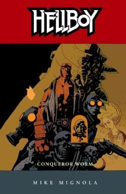 Hellboy 5: Conquerer Worm (Paperback)