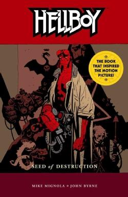 Hellboy 1: Seed of Destruction (Paperback)