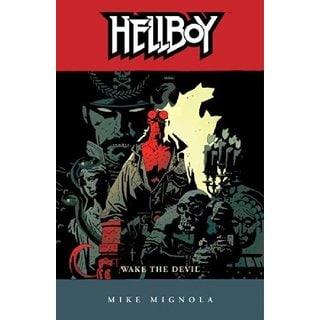 Hellboy 2: Wake the Devil (Paperback)