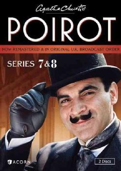 Agatha Christie's Poirot Series 7 & 8 (DVD)