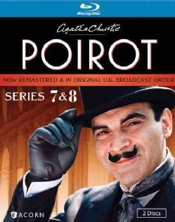 Agatha Christie's Poirot Series 7 & 8 (Blu-ray Disc)