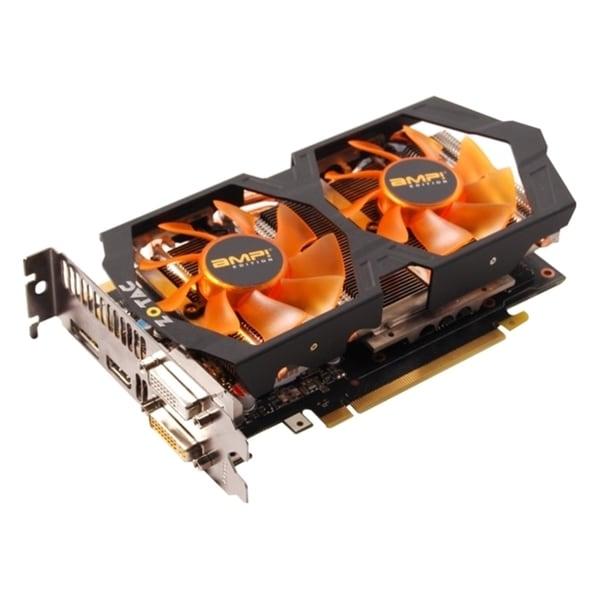 Zotac ZT-70402-10P GeForce GTX 760 Graphic Card - 1.11 GHz Core - 2 G