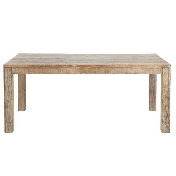 Hamshire Reclaimed Wood 72 Inch Dining Table By Kosas Home   Free Shipping  Today   Overstock.com   15505580