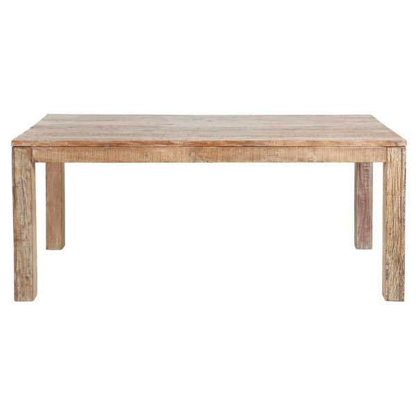 Shop Hamshire Reclaimed Wood 72 Inch Dining Table By Kosas Home